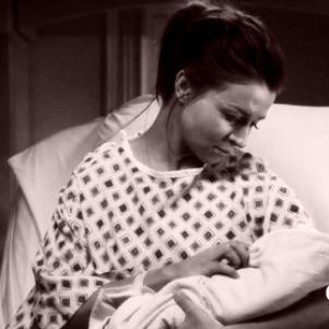 Amelia & Baby Haydïn