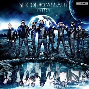 Sexion D'Assaut -L'APOGEE [POCHETTE OFFICIEL]