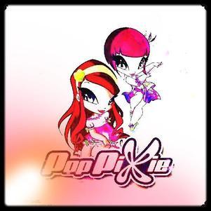 Lockette et Amore,mes 2 minis-fées préférées.:)