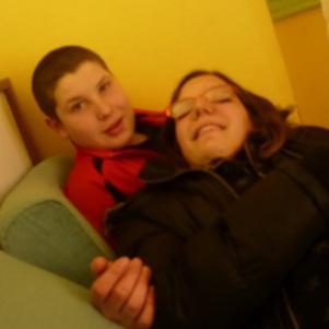 le cousin de mon meilleur ami et moi