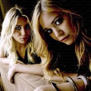 Ashley et Mary-Kate Olsen ♥
