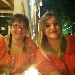 Ma soeur et Moi :-)