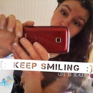 garder le sourire ?! NEVER !!