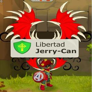 Voici mon personnage principal, Jerry-Can, cra de lvl 192