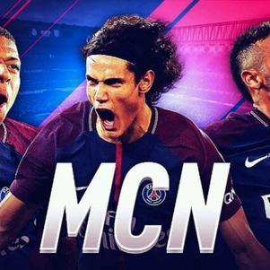 Mbappé, Cavani et Neymar