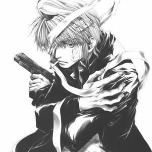 Genzo Sanzo LE meilleur personnage de manga ^^