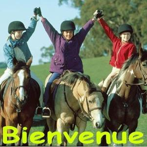 Le Club du Grand Galop ! <3 Nous ! <3
