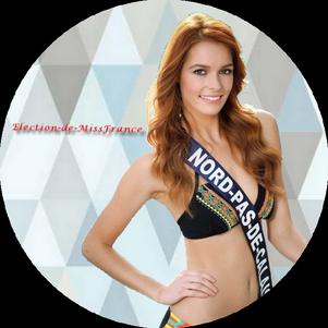 Miss Nord-Pas-de-Calais 2017, Miss France 2018