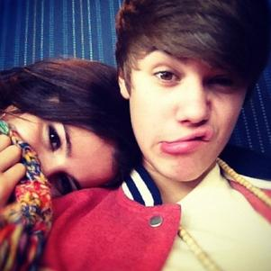 Justin et Selena <3