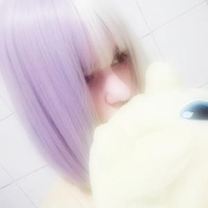 Bonnet Chocobo [Final Fantasy]/Wig Harajuku Violette/blonde