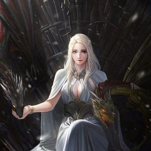 Daenerys ♥♥ #GameOfThrones