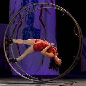 Cirque Plume- Roue Allemande
