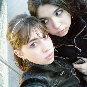 Ma meilleure amie et moi =D