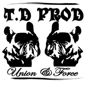New Logo 2009 T.D.Prod Union-Force