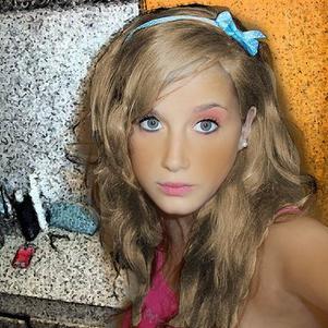 C'est Barbie!!