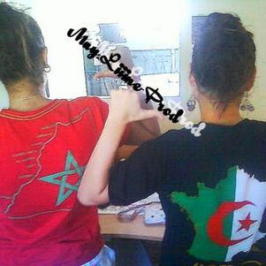 Marocaine ALgeriene COuziine