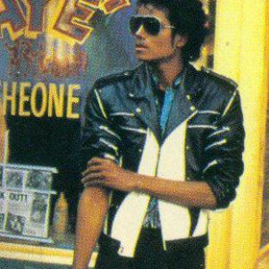 Michael during pepsi pub
