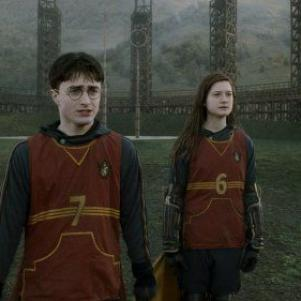 Ginny et Harry