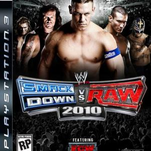 jeu smacdown vs raw vs ecw 2010
