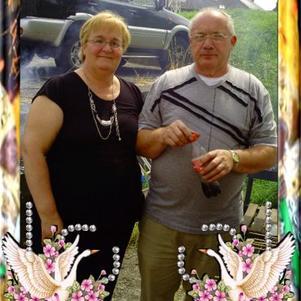 souve du barbeq le 30 juin 2009 a l'èglise