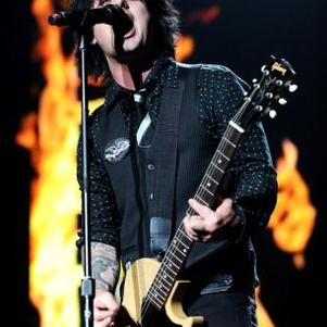 Frontman Of Green Day