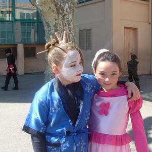 Moi Et Ma Vie ! O Carnaval De La Primaire Mdrr