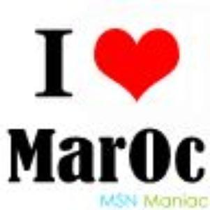 I love maroc