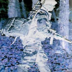 1er RPIMa , ghost soldier