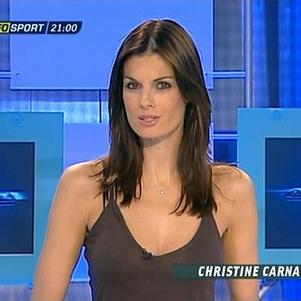 Christinne Carnaud 1ère du classement