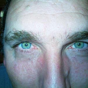 les yeux de mon mari