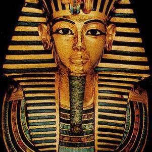 le pharaon toutankhamon liliegypteantique skyrockcom
