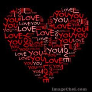 I LOVE YOU a tout ce ki font ma joie de vivre
