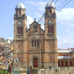 eglise catholique tanana ambony