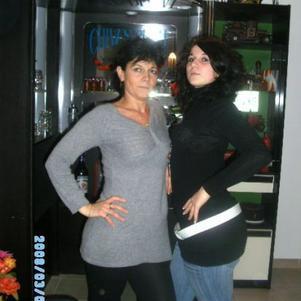 ma tante et moii