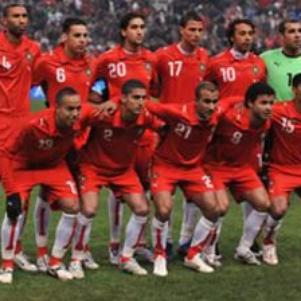 équipe de maroc
