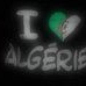 i love algerie my contrii