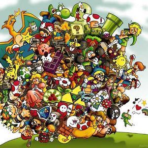 Famille Nintendo