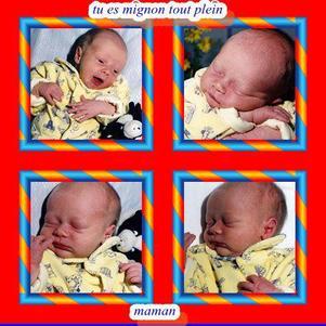 mon fils a sa naissance a 2 jours