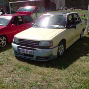 mon anciéne voiture