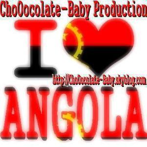 I love Angola