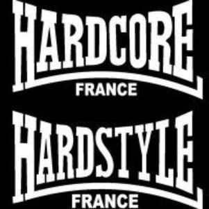 Logo HARDSTYLE FRANCE ® & HARDCORE FRANCE ®