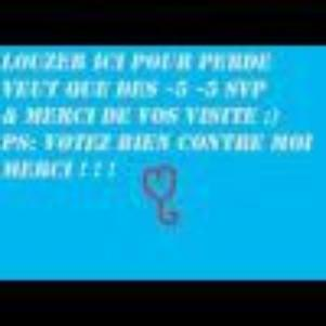 looseur !!!!!!!!!