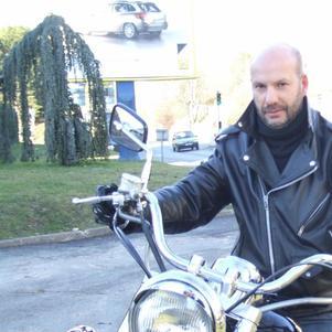 ma premiere sortie quand je suis allez chercher ma moto