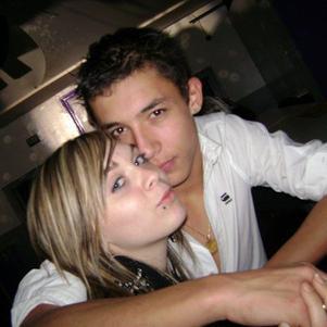 Mon Amour et moi que j'aime plus que tout !!!