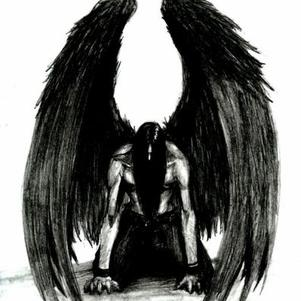 the black angel .