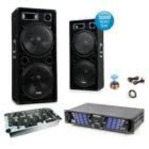 DJ boxen