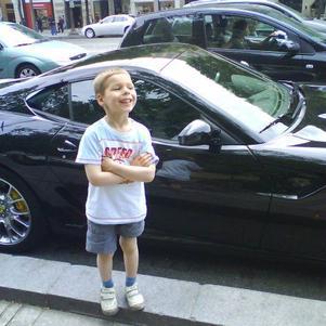 mon cousin et sa voiture plus tard dr