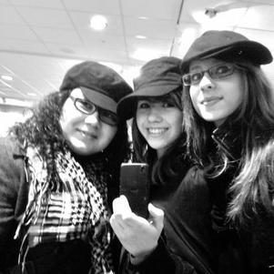 Dilan, Moi & Tania (L)