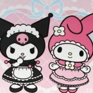 black or pink ♥