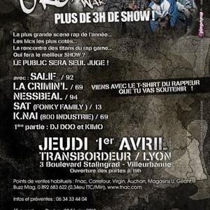 concert jeudi 1 er avril 2010